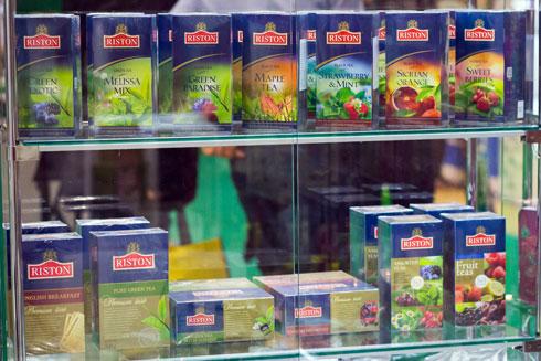Английские традиции чаепития