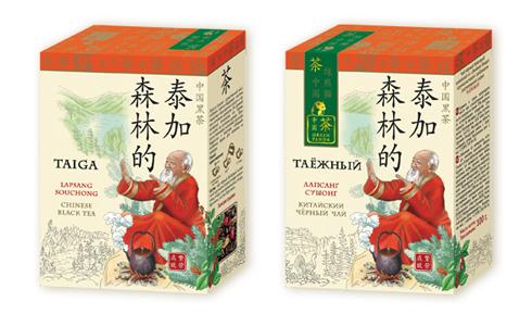 Зеленая панда чай Таежный GreenPanda tea taiga